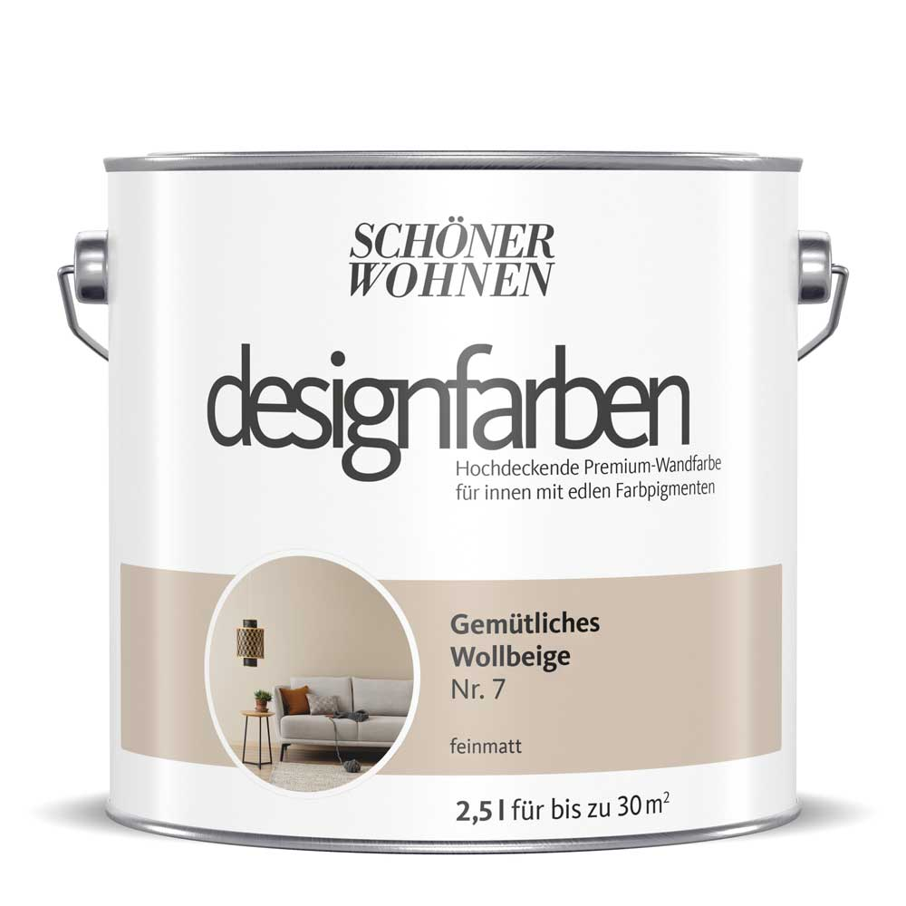 SCHÖNER WOHNEN-Designfarben