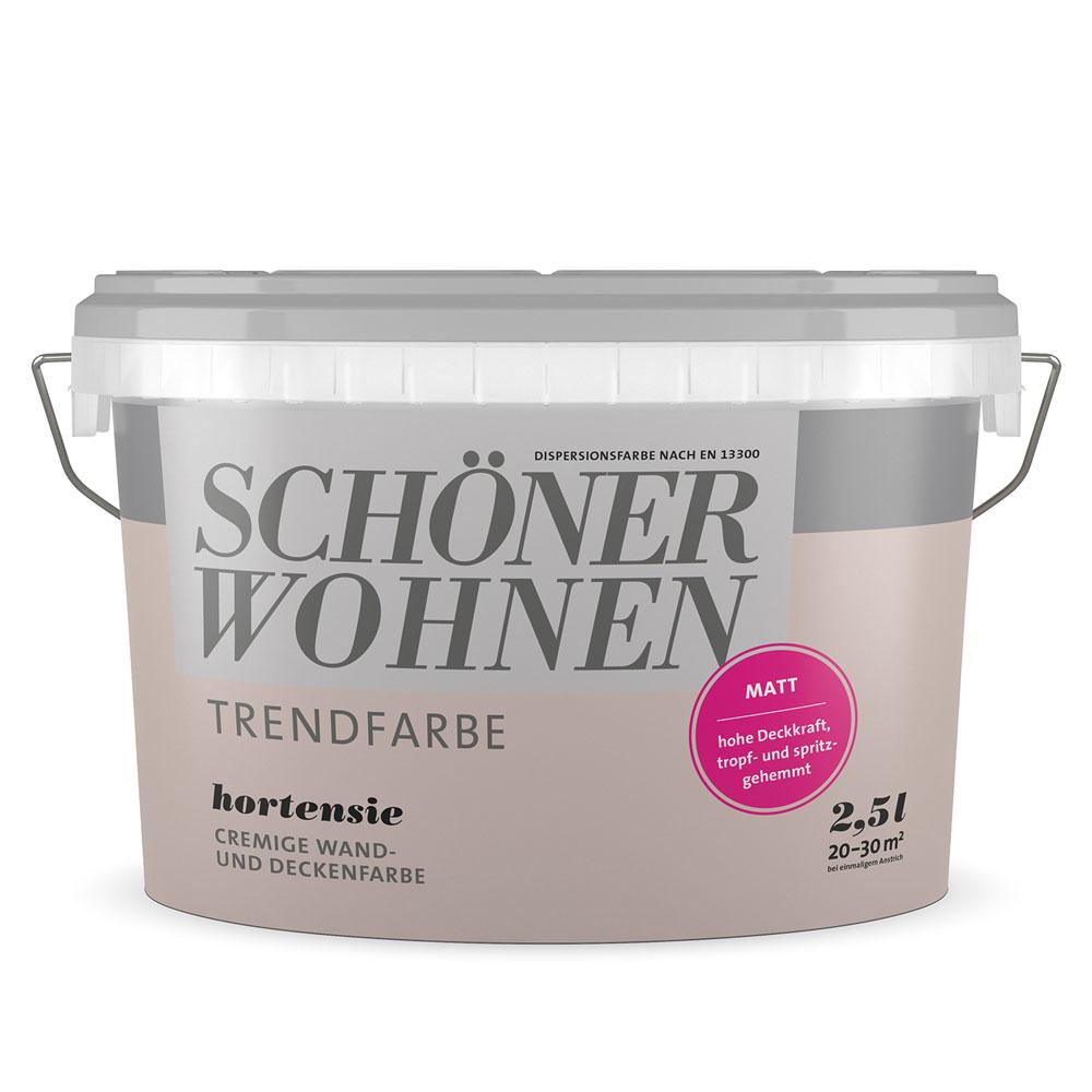 SCHÖNER WOHNEN-Trendfarben