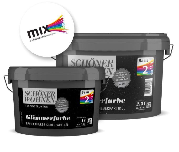 SCHÖNER WOHNEN-Glimmerfarbe